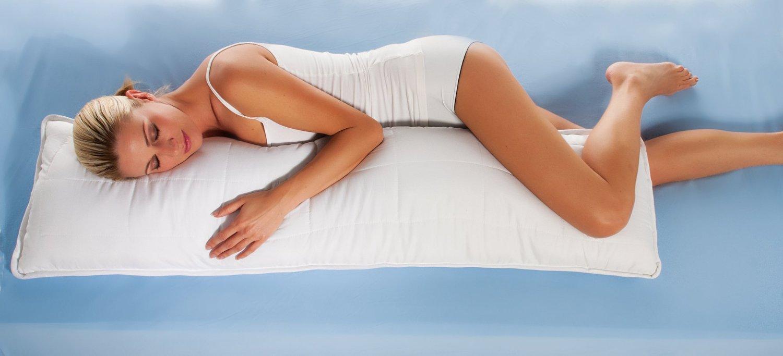 aqua textil 10782 im test aqua textil seitenschl ferkissen. Black Bedroom Furniture Sets. Home Design Ideas